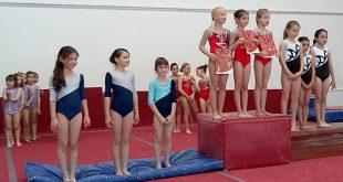 Drugo mesto za zaječarske gimnastičarke na takmičenju u Nišu