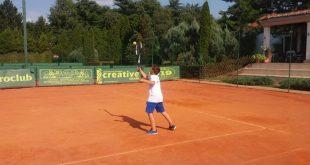 Održan teniski turnir – Danilo Jovanović opet dominira!!!