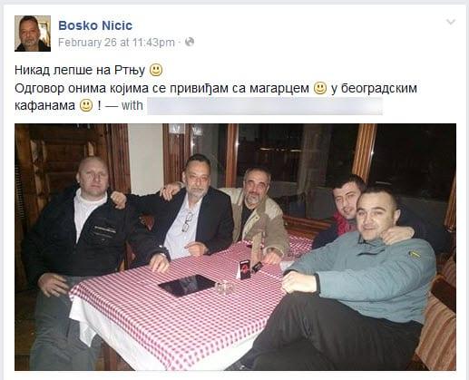 foto: printscreen facebook