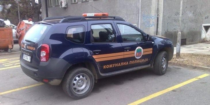 vozilo komunalne policije