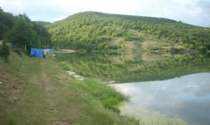 grliško jezero