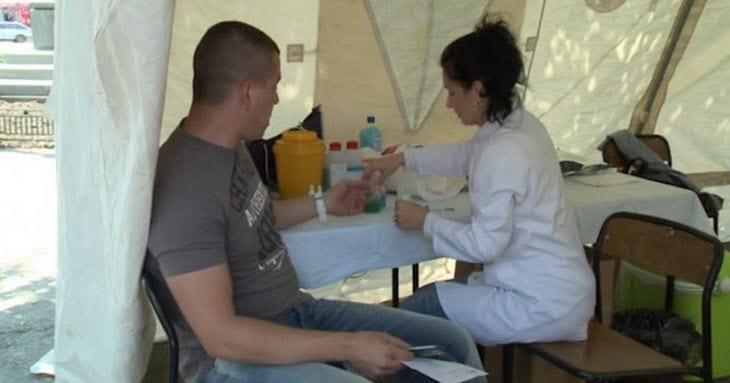 dobrovoljno davanje krvi zaječar
