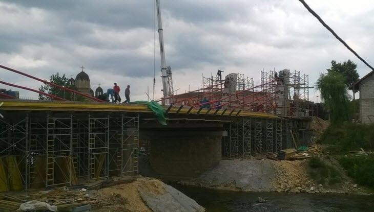 most u kotlujevcu koji se otvara 27 juna