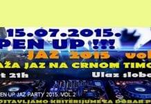 open up 2015 jaz