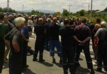 protest radnika fabrika kablova zajecar