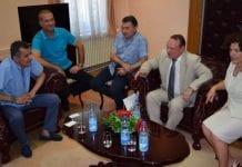 delegacija univerziteta novosibirsk