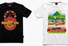 majice sa motivima zajecara