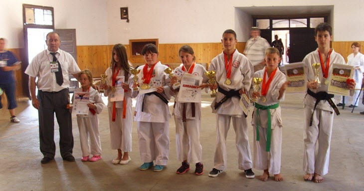 karate turnir u osniću