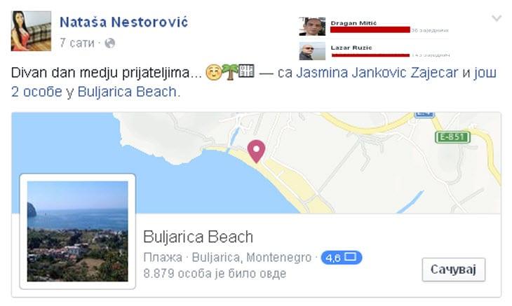 nataša nestorović prentscreen