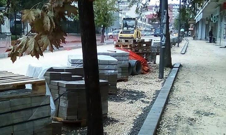 rekonstrukcija ulica u zaječaru