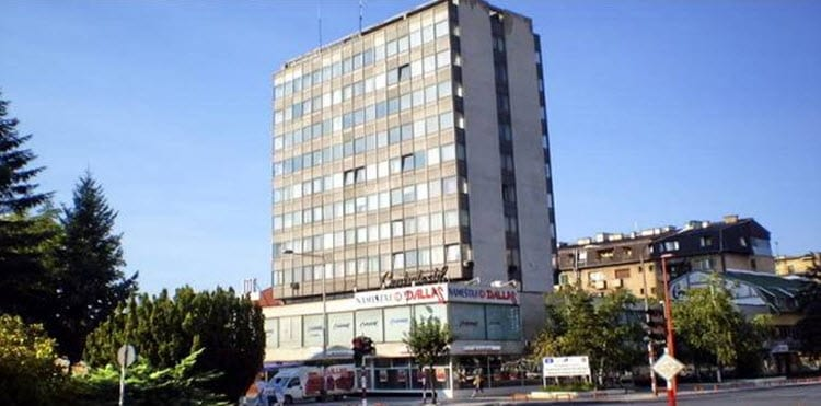 zgrada okruga