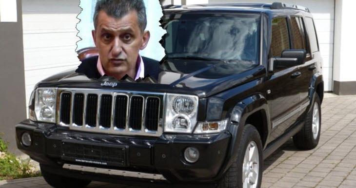 velja i jeep