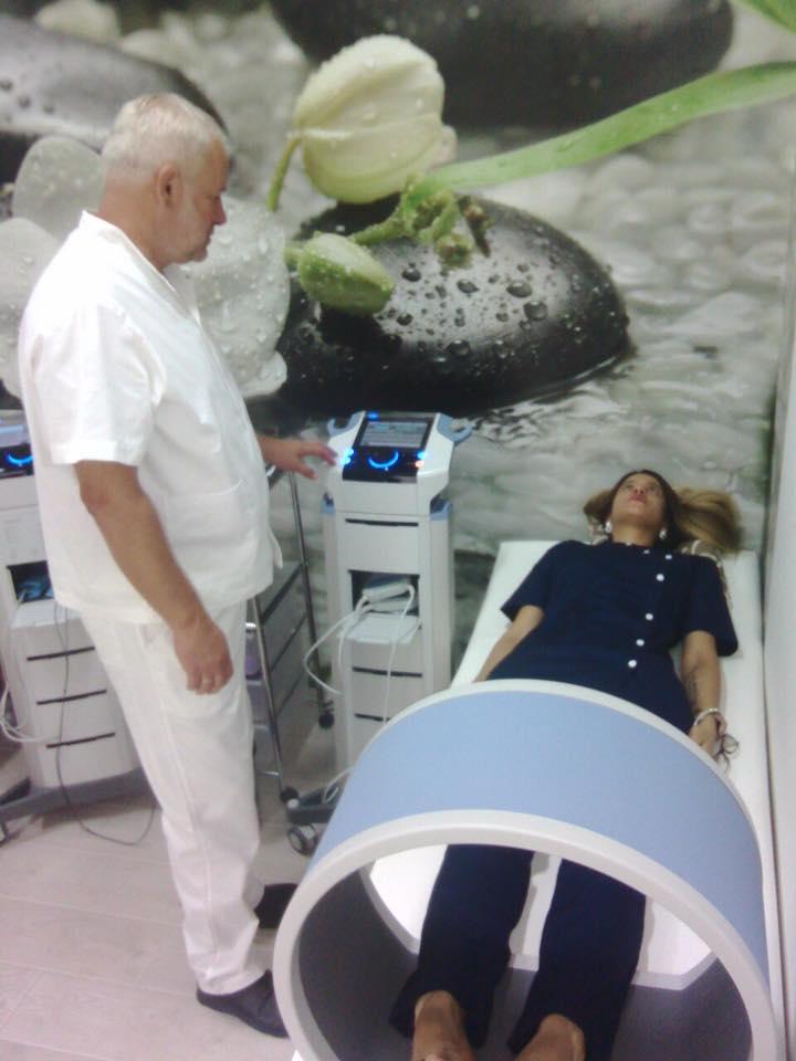 Magnetna terapija - Ist Manual Radenković