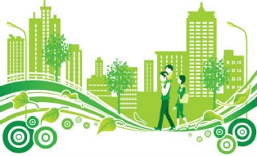 zelena prestonica