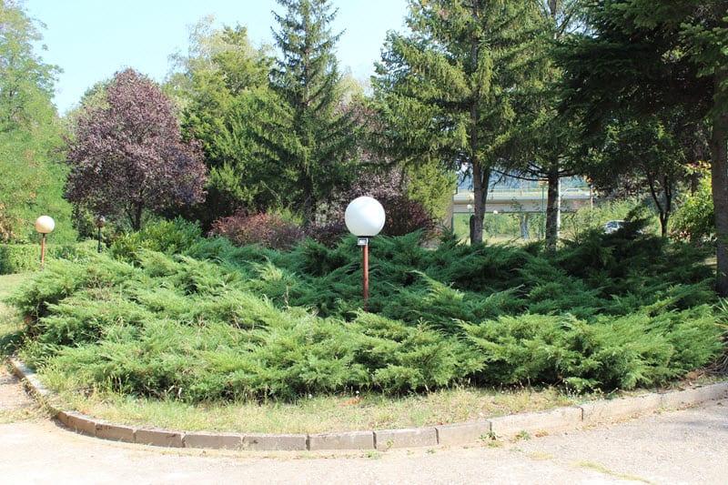 park Gam banja