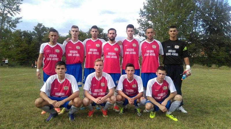 FK Velika Jasikova