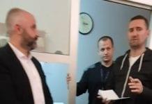 Policija legitimiše odbornike u Gradskoj upravi Zaječar
