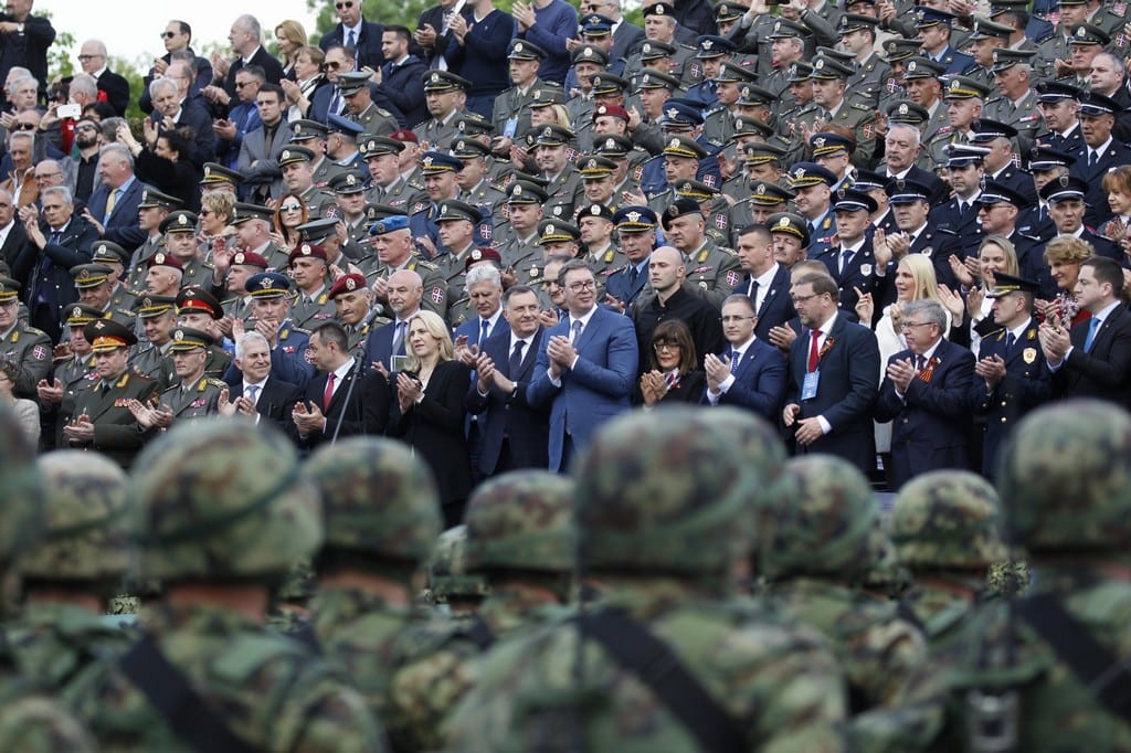 FOTO: mod.gov.rs